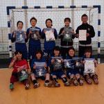 優勝~Daichi Ladies Cup~