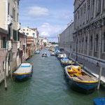Italien ist meine Leidenschaft; hier z.B. Venedig