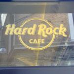 Hard Rock-Café ist Pflicht