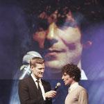 Interview mit Boris Kupczik, der den Preis 2013 gestaltet hat