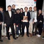 Das Team um Bosse gewinnt die Herausragende Künstlerentwicklung