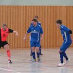 Der FC Ludwigschorgast mühte sich vergeblich um den Sieg.