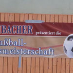 Hallenkreismeisterschaft Bezirk Rotmaintal in Neudrossenfeld
