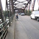Rheinüberquerung; Juli 2011