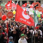 Stopp Abbau - Demo 16. März 2013