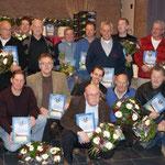 Kampioenenhuldeging Fondclub de Glazen stad 2011