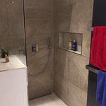 Duschen Feinsteinzeug