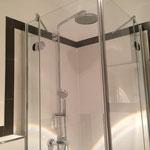 Dusch Wandfliesen