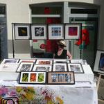 Kunstmarkt ums Nonnenhaus - schön war´s!