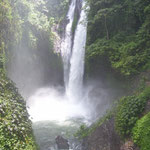 The waterfall Aling-Aling