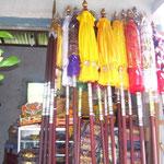 Handicraft-Tour: Herstellung von Tempelschirmen