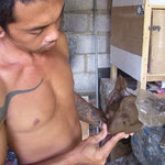 Handicraft-tour: Pottery