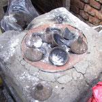 historische Kuchenform - historic oven