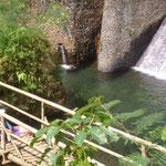 Brücke und damm - bridge and dam