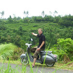 other tourists in Bali won´t dare to dream about...