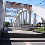 Singaraja alte niederländische Brücke