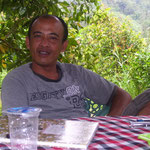 Kadek - you can buy eco-products at his place in Sekumpul