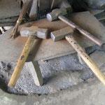 Schmiede - blacksmith's shop