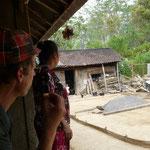 at a warung