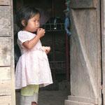 kids at the warung