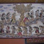 Handicraft-Tour: Maler mit Naturfarben, Bildhauer