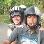 finally riding vespa again