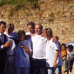 2007, Fête de La Poste, le public participe