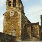 Peyremale, l'église