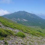 風不死岳、なかなかどっしりとした良い山