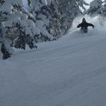 2/22山岳スキー講習会(日勝峠周辺)