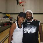 Jamilah and Dennis
