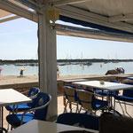 Restaurant/Café Port Blau - ein Geheimtipp