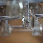 Deckenbeleuchtung im Wohnbereich