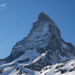 Matterhorn tagsüber