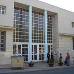 Centro Cultural de Villa Nueva de Algaidas.
