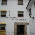 Centro Cultural de Ronda.