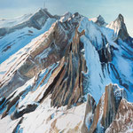 ALPSTEIN (2010), Öl auf Leinwand / oil on canvas, 100 cm x 70 cm  *VERKAUFT/SOLD*