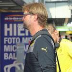 Jürgen Klopp - Airport Dortmund