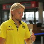 Marcel Schmelzer - Airport Dortmund