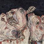 Trio II,     80x100,     Öl auf Leinwand, 2013