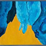 Detail III aus Fragmente,     80x100,     Öl auf Leinwand, 2013