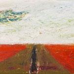 O.T.,     20x50,     Ölpastel auf Leinwand, 2017
