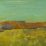 Bergwelt 7,   33x46,   Öl auf Leinwand,   2016