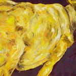 Gelbe,     60x80,     Öl auf Leinwand, 2013