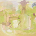 """""""Stillleben #07"""", 2020, 30x43, Öl auf Leinwand"""