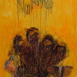 """Rimbaud"", 2020, 80x60, Öl auf Leinwand"