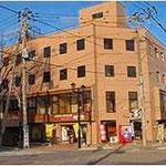 喜多方駅前ビル改修工事