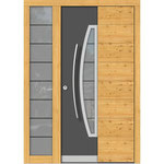 PM652 ST01 (3D), Bejárati ajtó M-sora