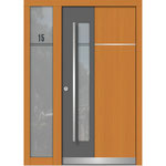 PM616_SE, Prestige Modern Bejárati ajtó M-sora