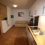 Küche und Couch